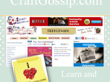 Craft Gossip: Learn and Share